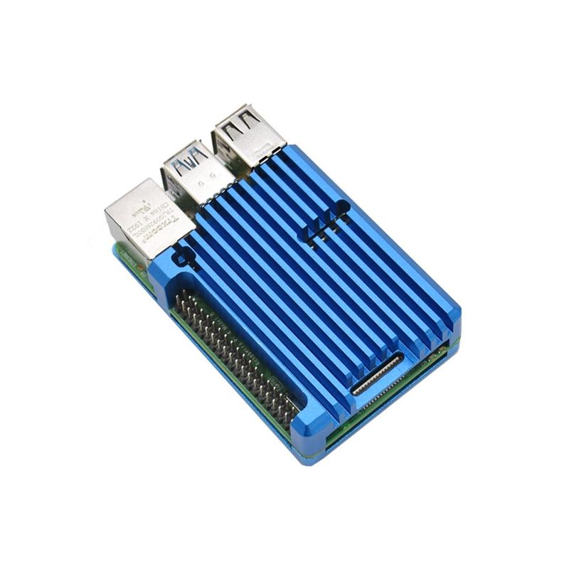 FueR-Raspberry-Pi-4-Modell-B-4-GB-RAM-UnterstueTzung-2-4-5-0-GHz-WIFI-Bluet-W6P6 Indexbild 14
