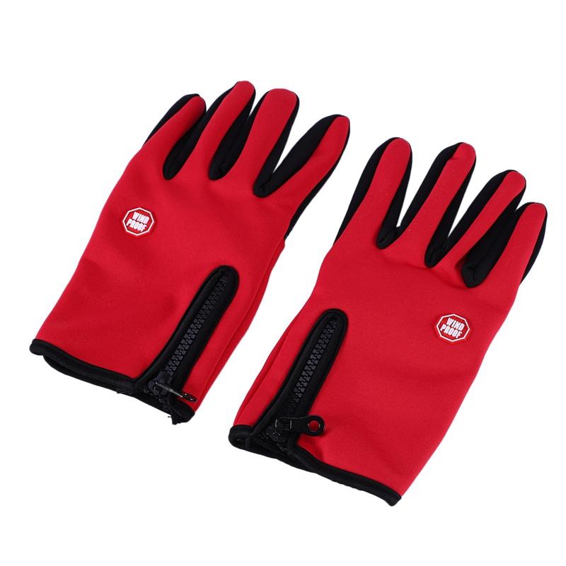 guanti da sci invernali caldi guanti da snowboard guanti touch screen per sport allaperto da uomo ABJ-ZP-P47155 Guanti invernali impermeabili invernali