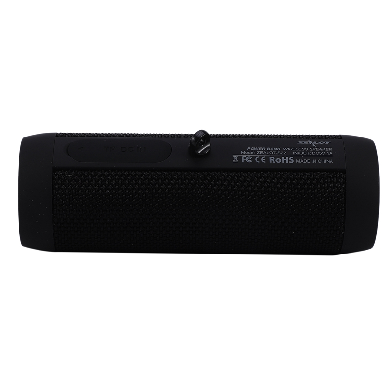 ZEALOT-S22-Bluetooth-Speaker-Outdoor-Waterproof-Bluetooth-Audio-Fm-Radio-4-0-X5I thumbnail 3