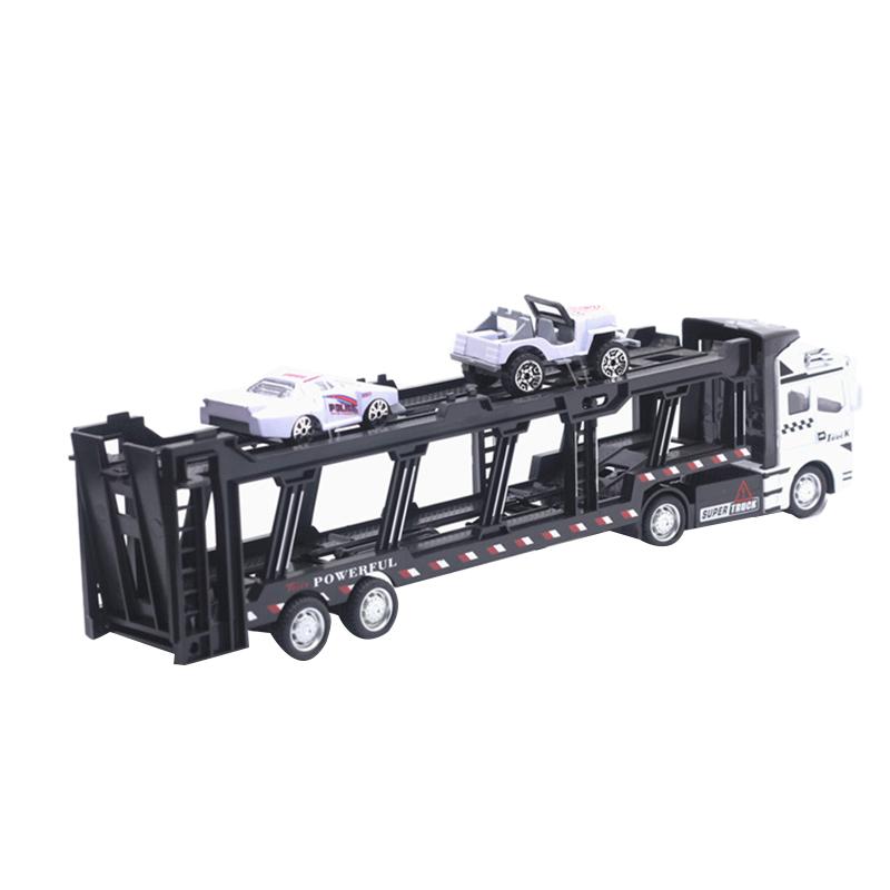 1X-1-48-Neue-Eltern-ZurueCkziehen-Legierung-Super-Lkw-Fahrzeug-Simulation-O6C5 Indexbild 3