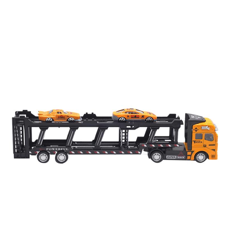 1X-1-48-Neue-Eltern-ZurueCkziehen-Legierung-Super-Lkw-Fahrzeug-Simulation-O6C5 Indexbild 16