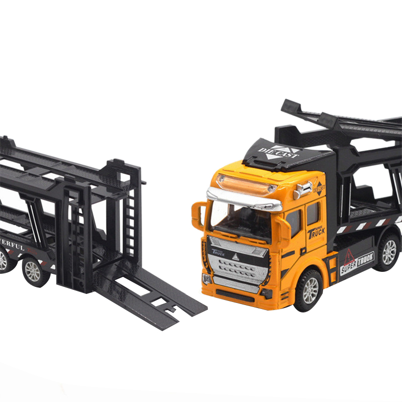 1X-1-48-Neue-Eltern-ZurueCkziehen-Legierung-Super-Lkw-Fahrzeug-Simulation-O6C5 Indexbild 19