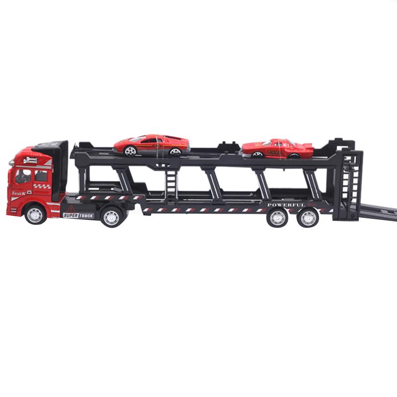 1X-1-48-Neue-Eltern-ZurueCkziehen-Legierung-Super-Lkw-Fahrzeug-Simulation-O6C5 Indexbild 22