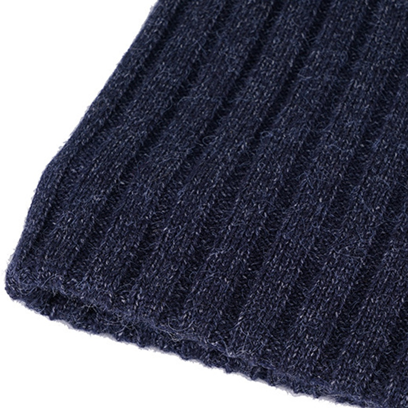 Outdoor-Neck-Warmer-Scarf-Soft-Double-Layer-Knitted-Fleece-Lined-Neck-GaiteJ7S8 thumbnail 7