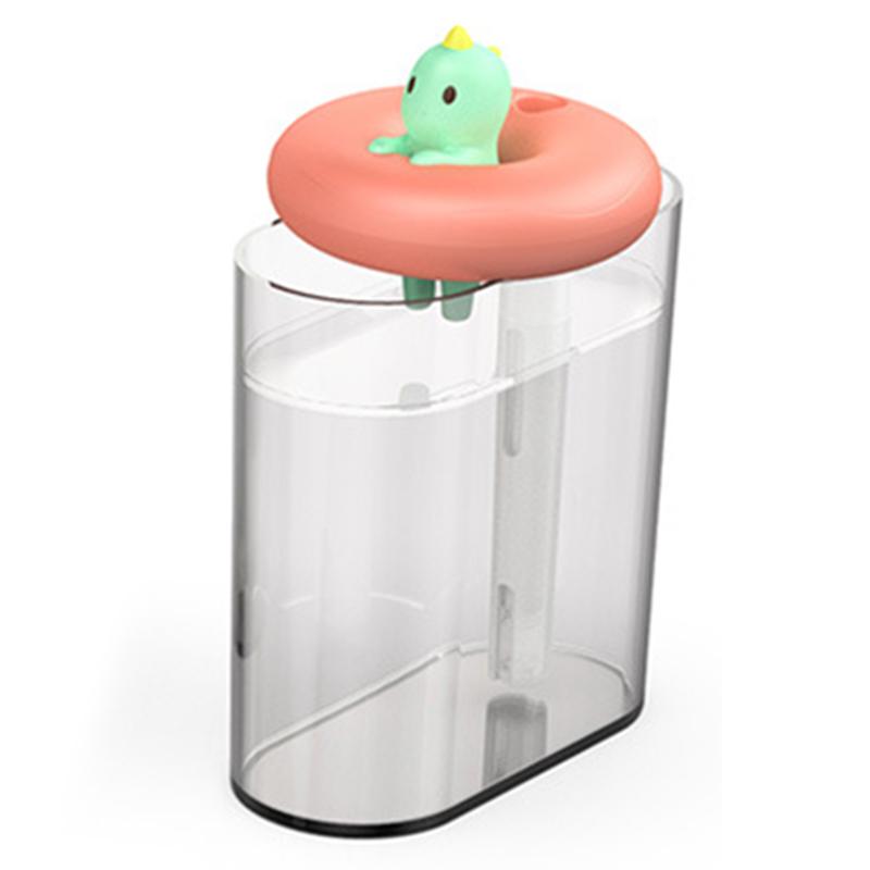 HaushaltsgeraeTe-USB-Luftbefeuchter-Schwimmring-Niedliche-Haustier-Ultrascha-T2V5 Indexbild 21
