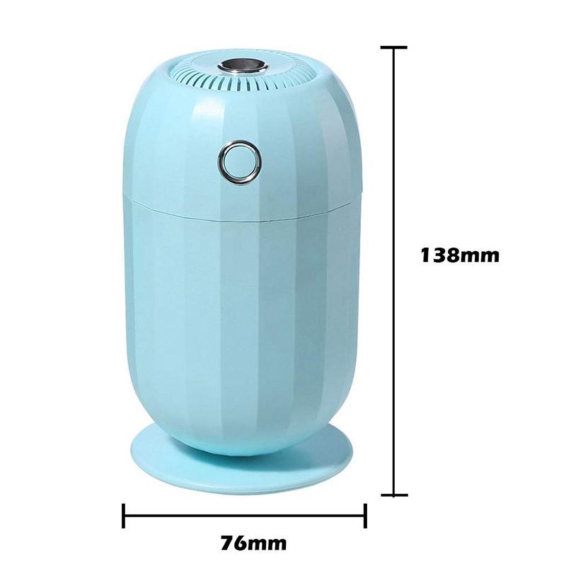 USB-Luftbefeuchter-Ultraschall-Cool-Mist-Luftbefeuchter-Leiser-Betrieb-Mini-V4X5 Indexbild 5