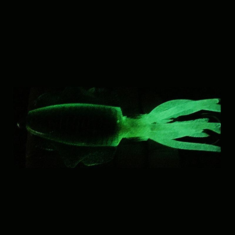 Fisch-KoeDer-Leuchtender-Tintenfisch-Fishing-Doppelt-Haken-Tackles-Lockt-PVC-P8K4 Indexbild 24