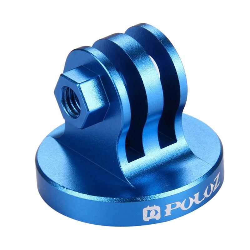 puluz para Pro Accesorios Videocámara Trípode Go Adaptador para GoPro él D3M7 3X