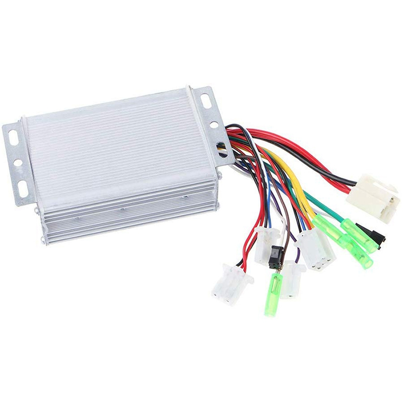 15A//17A 36V//48V 350W E-bike Scooter Brushless Motor Controller With Hall Sensor