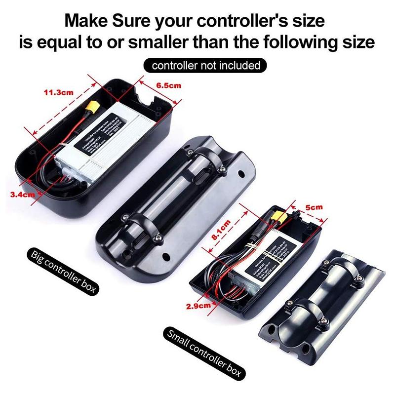 Indexbild 6 - Kunststoff-Controller-Box für Elektrofahrrad EBike Moped Scooter Mountainbi B7J8