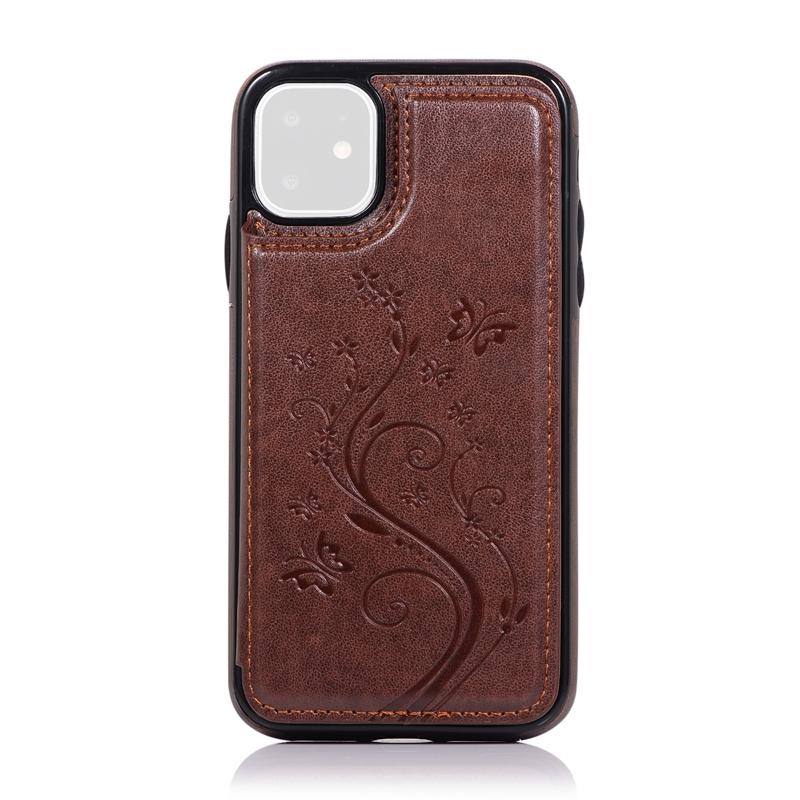 Indexbild 11 - fuer-Iphone-11-Case-fuer-Iphone-11-X-Xs-Xr-Abdeckung-MaeNner-Telefon-Brieftasc-B6O4