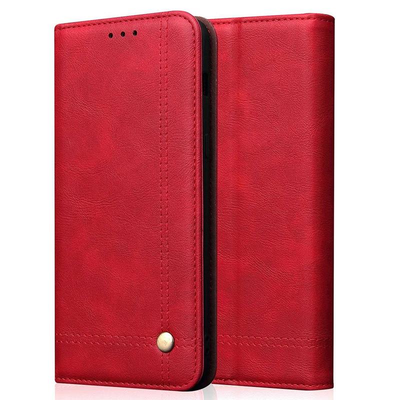 Indexbild 5 - 3X-fuer-IPhone-PU-Brieftasche-Ledertasche-Kreditkartensteckplatz-Magnetische-U4E3