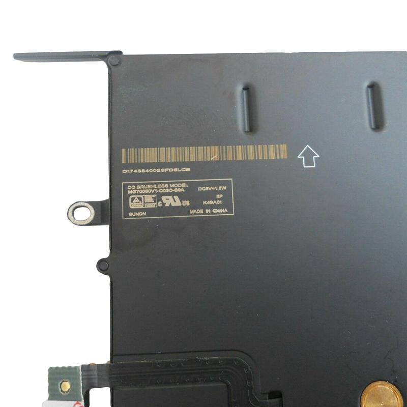 "Apple MacBook Pro Retina 13"" A1502 Late 2013 Mid 2014 Early 2015 CPU FAN"
