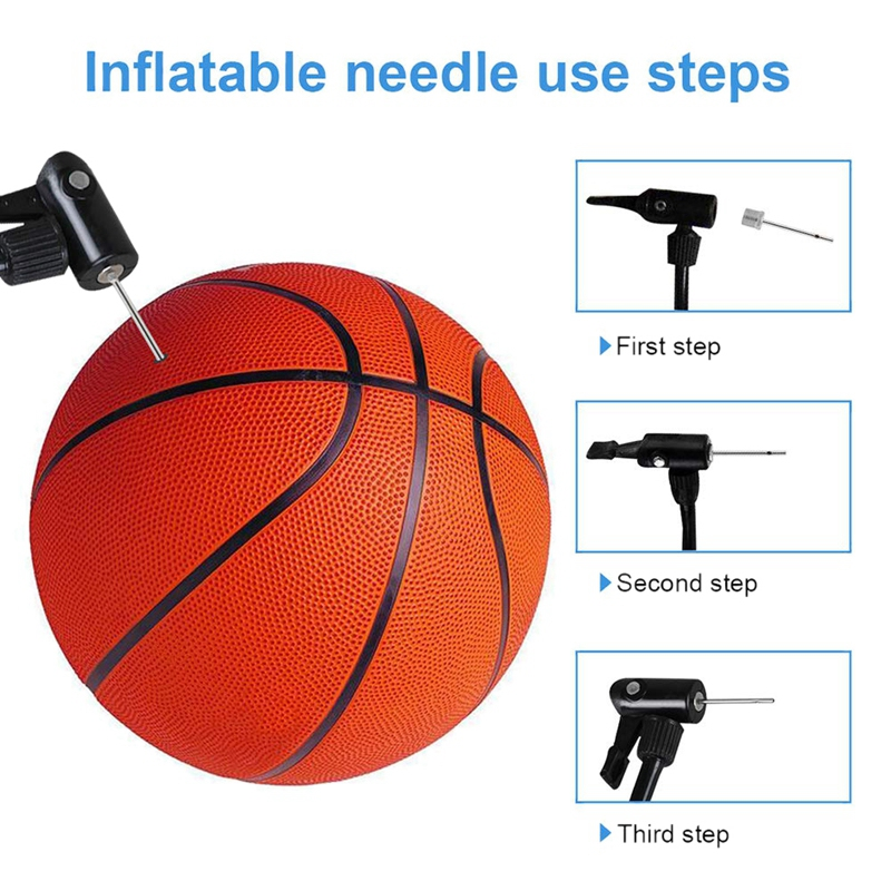 Inflate N Upstone 30 Pieces Ball Pump Needle Premium Air Pump Needle For Balls
