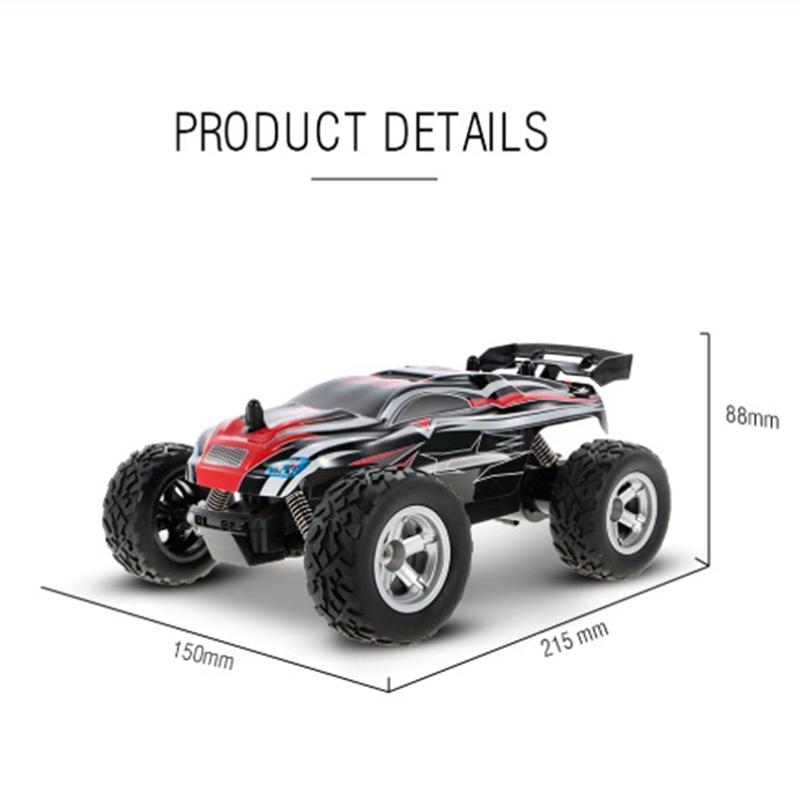 Alta-Velocidad-RC-Car-Racing-NinOs-NinOs-Escalada-Control-Remoto-Modelo-de-O4N2 miniatura 3