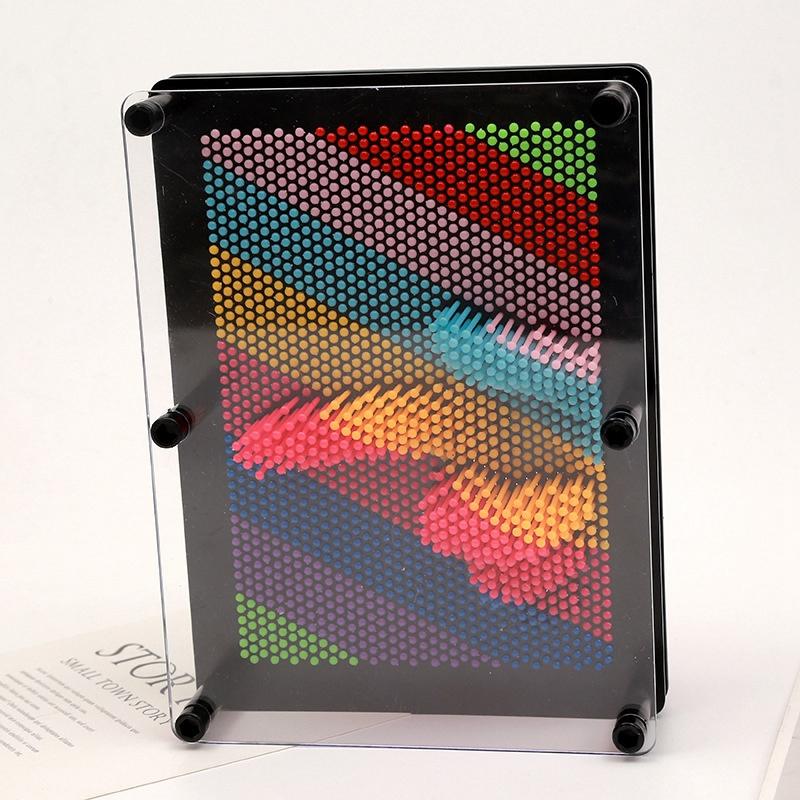 3D-Kunststoff-Pin-Antistress-Kunst-Klon-Handform-Modell-Kindspielzeug-O2W1 Indexbild 5