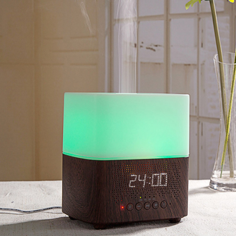 300-Ml-Multifunktionale-Bluetooth-AromaoeL-Diffusor-mit-Wecker-Aromatherapie-K9T9 Indexbild 7