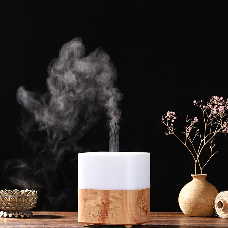 300-Ml-Multifunktionale-Bluetooth-AromaoeL-Diffusor-mit-Wecker-Aromatherapie-K9T9 Indexbild 10