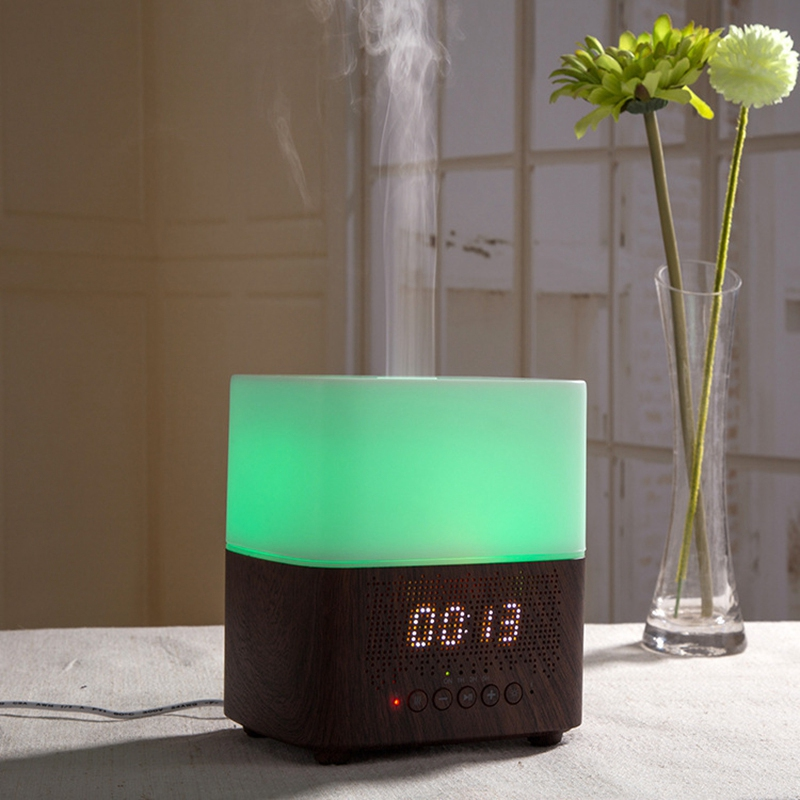 300-Ml-Multifunktionale-Bluetooth-AromaoeL-Diffusor-mit-Wecker-Aromatherapie-K9T9 Indexbild 20
