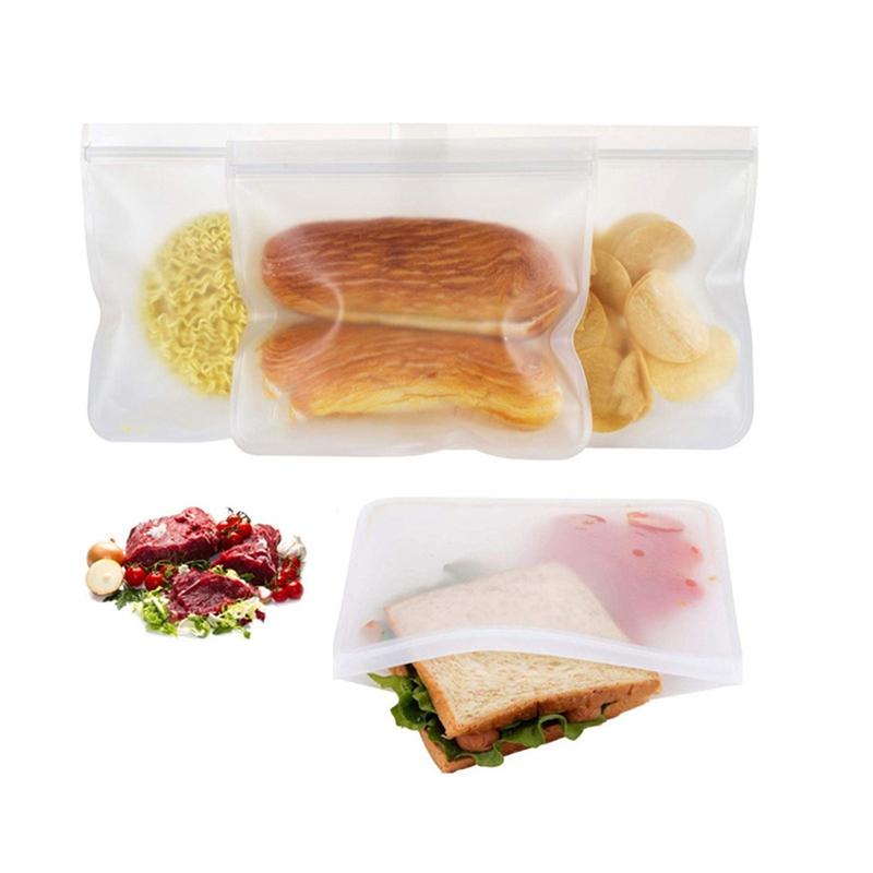 Sacs-de-Stockage-eCologiques-ReUtilisables-Sacs-a-Sandwichs-et-Sacs-Sandwi-S6P7 miniature 4