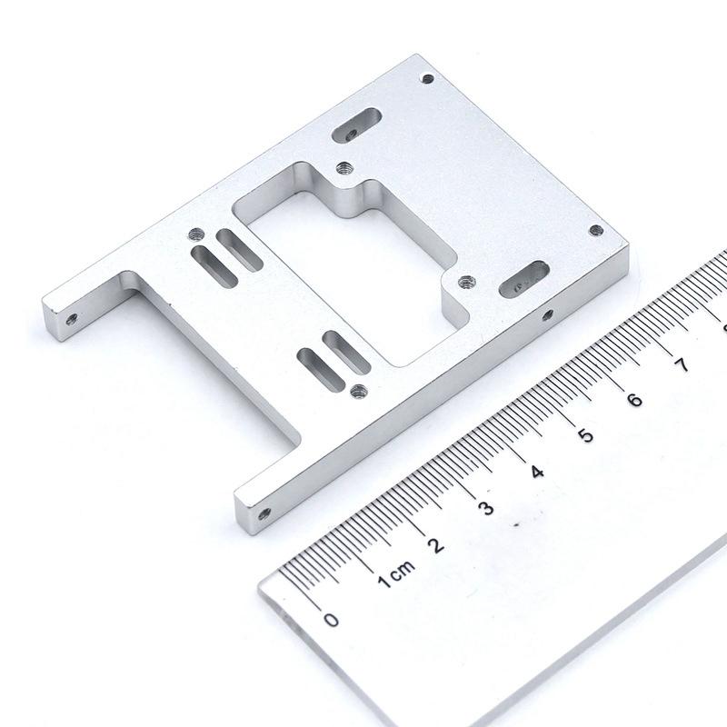 1-16-RC-Auto-Metall-Lenkservo-Lager-Upgrade-Feste-Halterung-fuer-WPL-B1-B14-O6J6 Indexbild 3