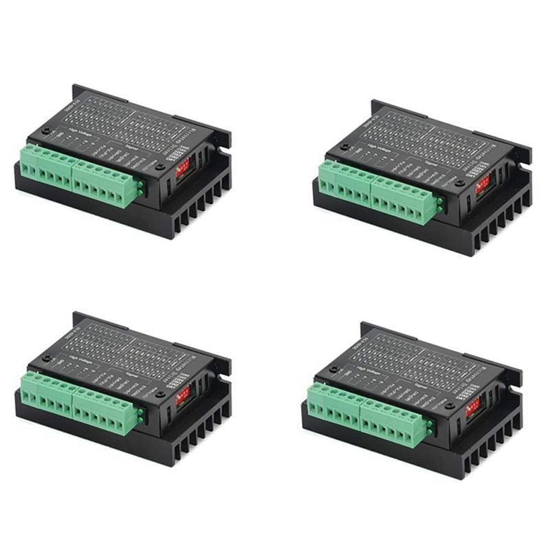 4-Satz-TB6600-4A-9-42V-Schritt-Motor-Treiber-CNC-Controller-Schritt-Motor-X8O4