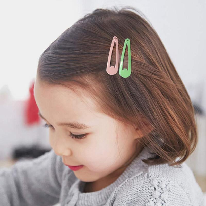 1X-Pinces-a-Cheveux-80PCS-Barrettes-de-Cheveux-MeTalliques-AntideRapantes-d-Q4V miniature 7