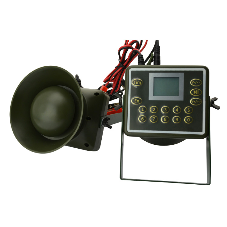 60W-Speakers-Hunting-Decoy-Waterproof-Duck-Bird-Caller-Sounds-Trap-Hunting-S6I5 thumbnail 4