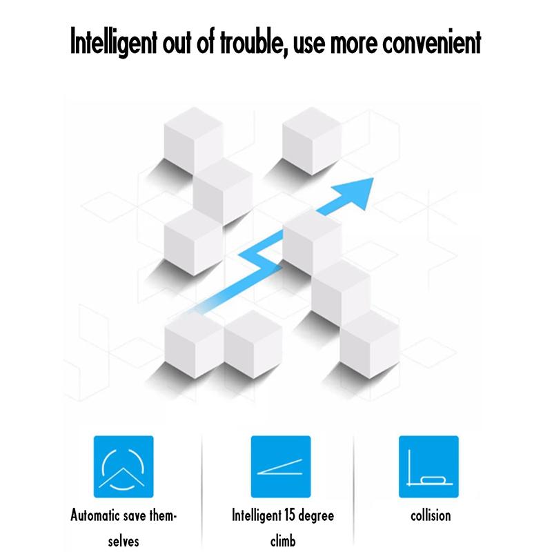 Wiederaufladbare-Smart-Robot-4-im-1-3200Pa-USB-Auto-Smart-Kehrroboter-UV-St-G2C8 Indexbild 4