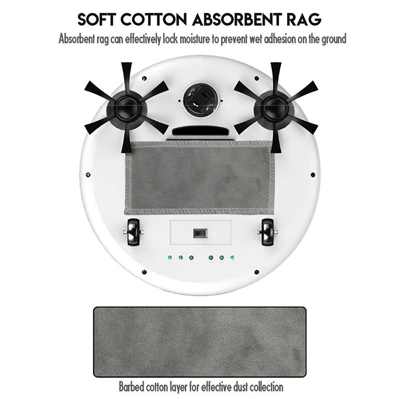 Wiederaufladbare-Smart-Robot-4-im-1-3200Pa-USB-Auto-Smart-Kehrroboter-UV-St-G2C8 Indexbild 49