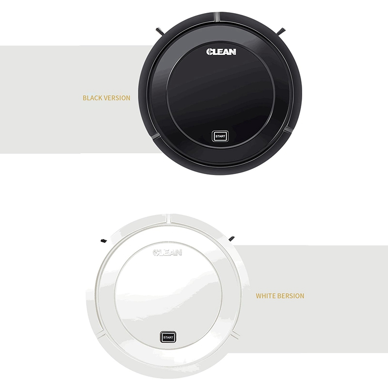 1X-Balayage-Automatique-Robot-Aspirateur-USB-Charge-MeNage-Sans-Fil-Aspirat-A4G9 miniature 5