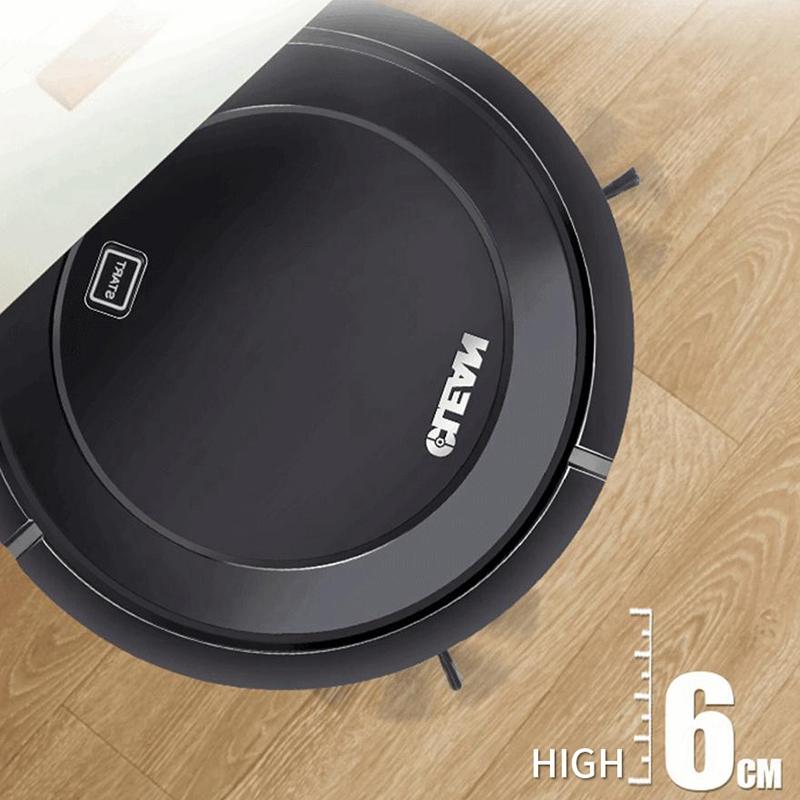 1X-Balayage-Automatique-Robot-Aspirateur-USB-Charge-MeNage-Sans-Fil-Aspirat-A4G9 miniature 11
