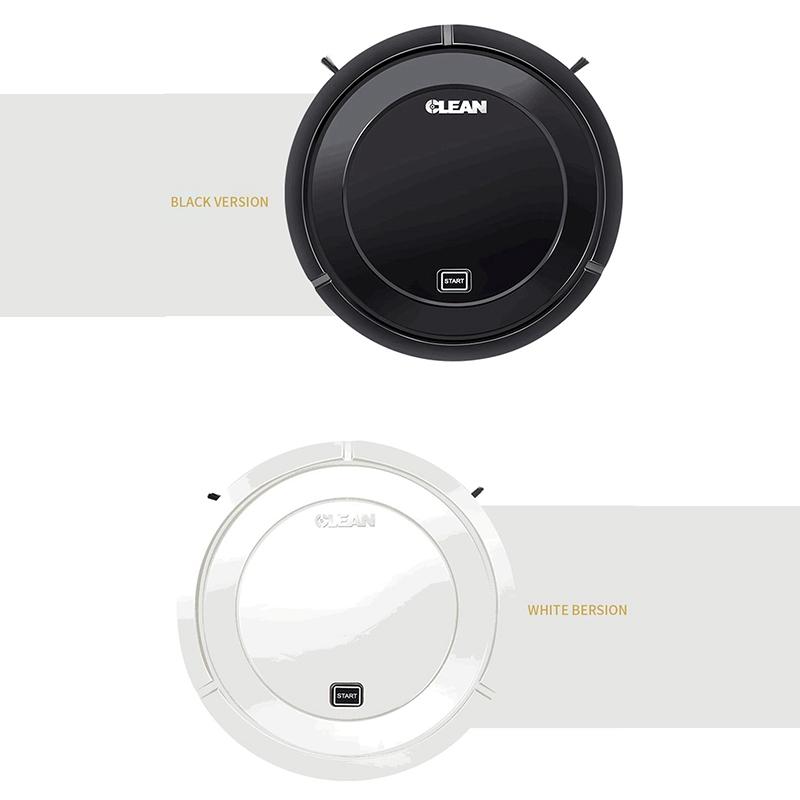 1X-Balayage-Automatique-Robot-Aspirateur-USB-Charge-MeNage-Sans-Fil-Aspirat-A4G9 miniature 19