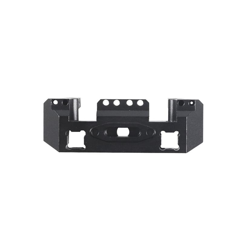 Metall-Aluminium-Lenkung-Getriebe-Winde-Vorne-Halterung-fuer-1-10-RC-Crawler-Y1N8 Indexbild 4