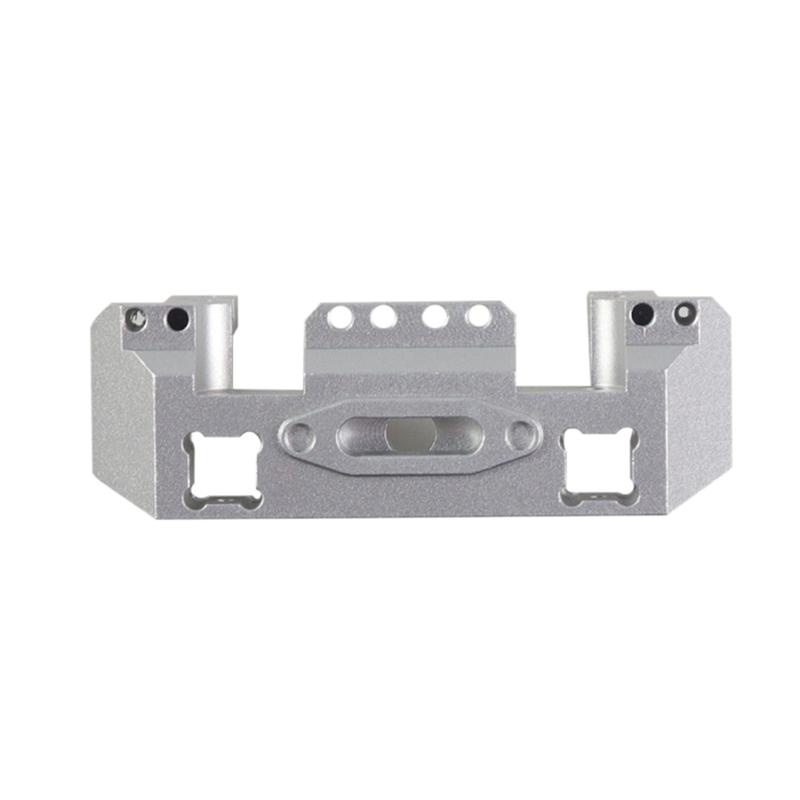Metall-Aluminium-Lenkung-Getriebe-Winde-Vorne-Halterung-fuer-1-10-RC-Crawler-Y1N8 Indexbild 11