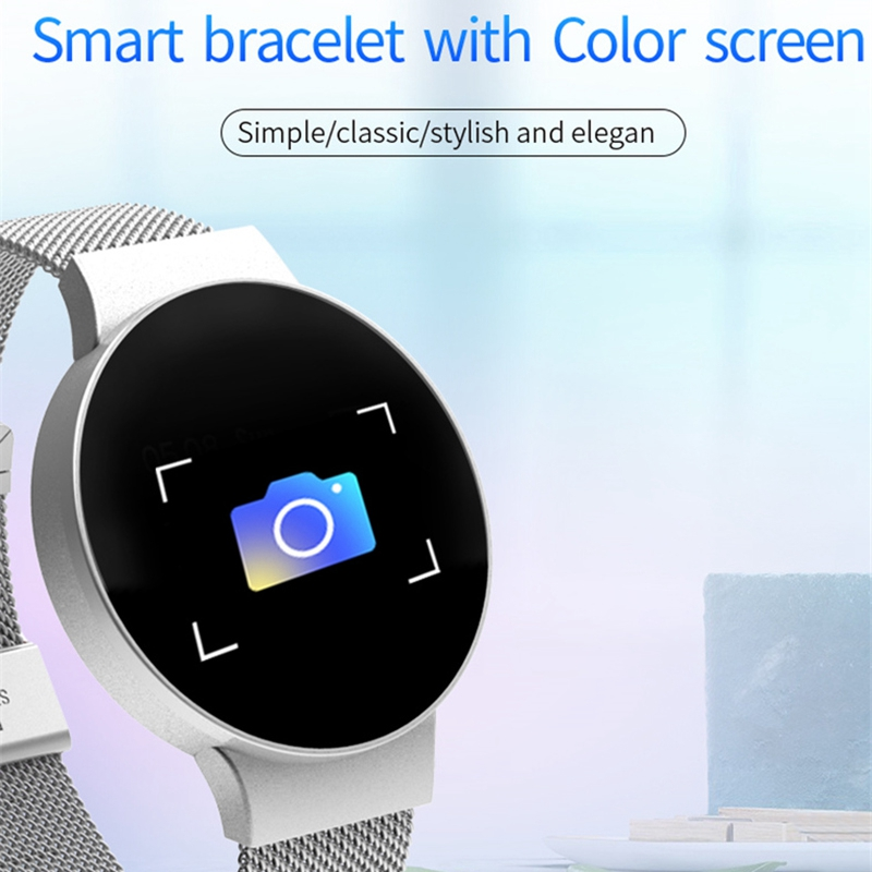 Indexbild 9 - R11 Smart Watch Farbdisplay Uhr Fitness Tracker Pulsmesser für Android Ios X1I6