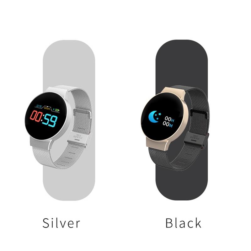 Indexbild 15 - R11 Smart Watch Farbdisplay Uhr Fitness Tracker Pulsmesser für Android Ios X1I6
