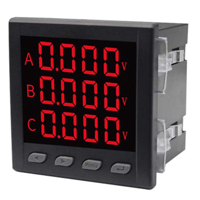 Nuevo-Medidor-de-Corriente-de-Voltaje-Multifuncional-TrifaSico-Digital-Volt-E8T2