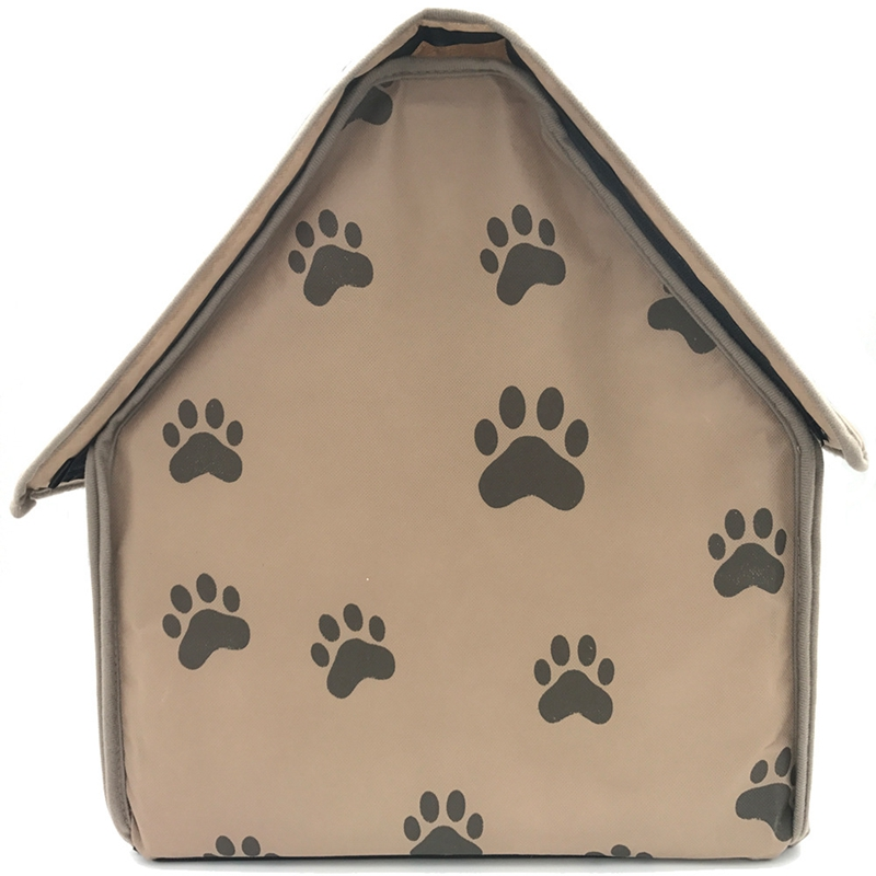 Dog-House-Dog-Bed-Foldable-Cat-House-Small-Footprint-Pet-Bed-Tent-Cat-Kenne-R5I0 thumbnail 6