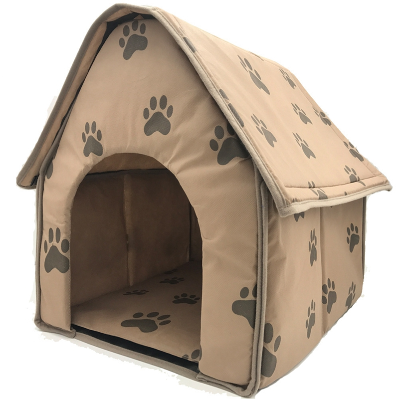 Dog-House-Dog-Bed-Foldable-Cat-House-Small-Footprint-Pet-Bed-Tent-Cat-Kenne-R5I0