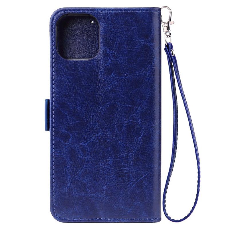 Indexbild 4 - Male Phone Wallet für IPhone 11 Stand Zip Cover für Apple 6 6S 7 8 Plus Mul E6N4