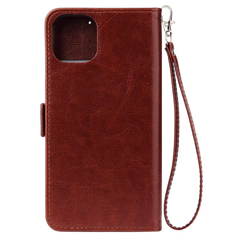 Indexbild 10 - Male Phone Wallet für IPhone 11 Stand Zip Cover für Apple 6 6S 7 8 Plus Mul E6N4