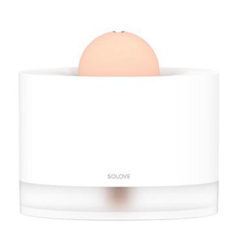 Solove-Luftbefeuchter-Mini-Usb-Led-Licht-Diffusor-Dc5V-Auto-Desktop-Stumm-L-E1R3 Indexbild 13