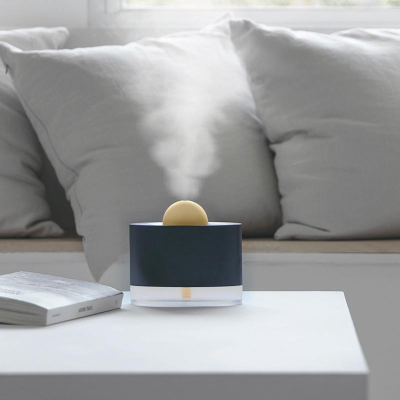 Solove-Luftbefeuchter-Mini-Usb-Led-Licht-Diffusor-Dc5V-Auto-Desktop-Stumm-L-E1R3 Indexbild 17