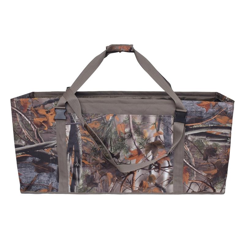 12-Slot-Ente-Lockvogel-Tasche-Geschlitzte-KoeDer-Taschen-mit-Verstellbarem-L7U4 Indexbild 3