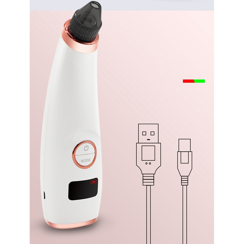 Electric-Acne-Extractor-Remover-Vacuum-Suction-Electric-Skin-Cleaner-Skin-CG2V6 thumbnail 7