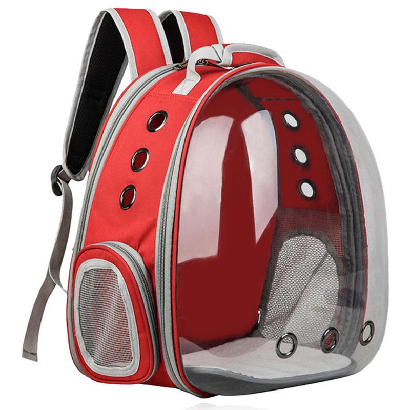 1X-Pet-Chat-Sac-a-Dos-Petit-Chien-Transportant-la-Cage-en-Plein-Air-Voyage-A1J2 miniature 10