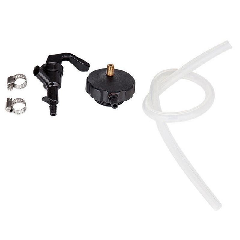 Mini-Barrel-Dispenser-System-Wasserhahn-Hand-Gemachtes-Bier-Anwendbar-oder-I1T8 Indexbild 5