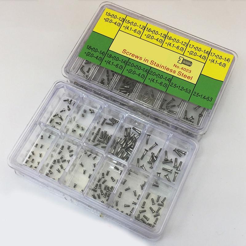 R Outils de demontage en acier inoxydable pour bande de montre Outi X2K8 SODIAL