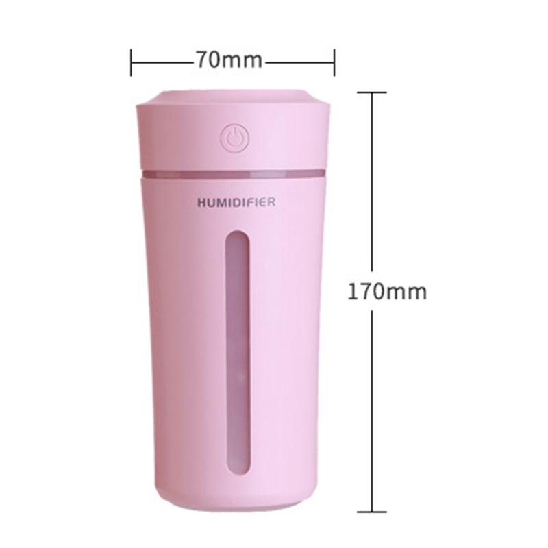 270-ML-Tasse-Luftbefeuchter-USB-Aroma-ATherisches-OL-Diffusor-fuer-Hom-Z7R8 Indexbild 11